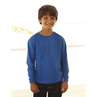 FOTL Childrens L/Sleeve Valueweight T