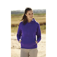 FOTL Lady-Fit Classic Hooded Sweat