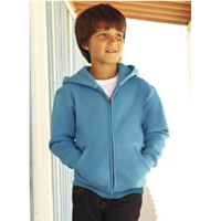 FOTL Kids Classic Hooded Sweat Jacket