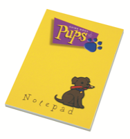 Smart Pad Cover - A5 Notepad