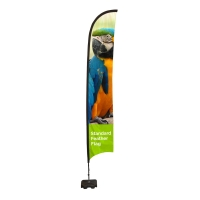 Feather/bow wind flag (large)