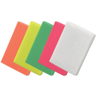 Colourful Eraser