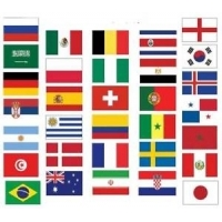 Flags (3ft x 2ft) - stock designs
