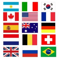 Flags (5ft x 3ft) - stock designs