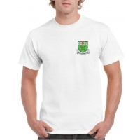 T-shirt (white) - embroidered