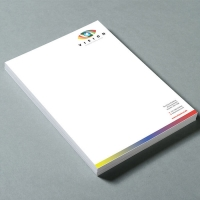 A4 Letterheads (90gsm economy)