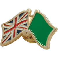 Soft Enamel Metal Badge