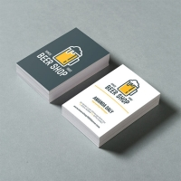 Business Cards (400gsm std)