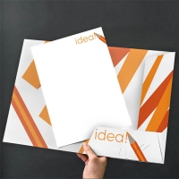 Presentation Folders - A4 interlocking