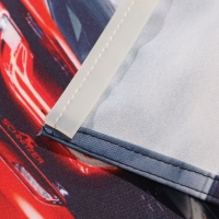Display Polyester fabric - priced per square metre